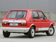 1985 Volkswagen Citi Golf (South Africa)