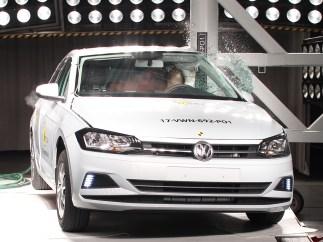 2017 Volkswagen Polo: Euro NCAP test