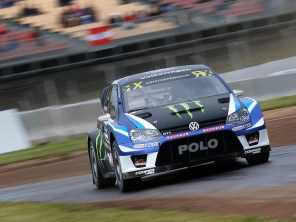 2017 PSRX Volkswagen Sweden Polo GTI Supercar, World RX of Barcelona: Kristoffersson