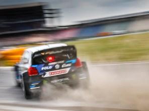 2017 PSRX Volkswagen Sweden Polo GTI Supercar, World RX of Hockenheim: Kristoffersson