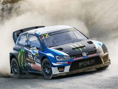 2017 PSRX Volkswagen Sweden Polo GTI Supercar, World RX of Norway: Kristoffersson