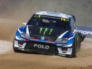 2017 PSRX Volkswagen Sweden Polo GTI Supercar, World RX of Portugal: Kristoffersson