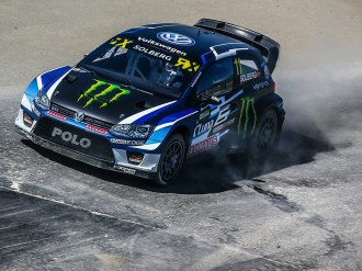 2017 PSRX Volkswagen Sweden Polo GTI Supercar, World RX of Portugal: Solberg