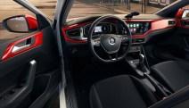 2018 Volkswagen Brazil Novo Polo Beats