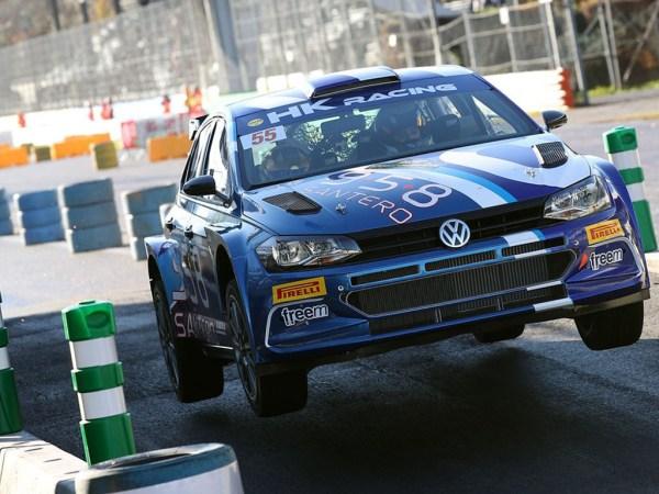 2018 Volkswagen Polo GTI R5: HK Racing (Image: Monza Eni Circuit)