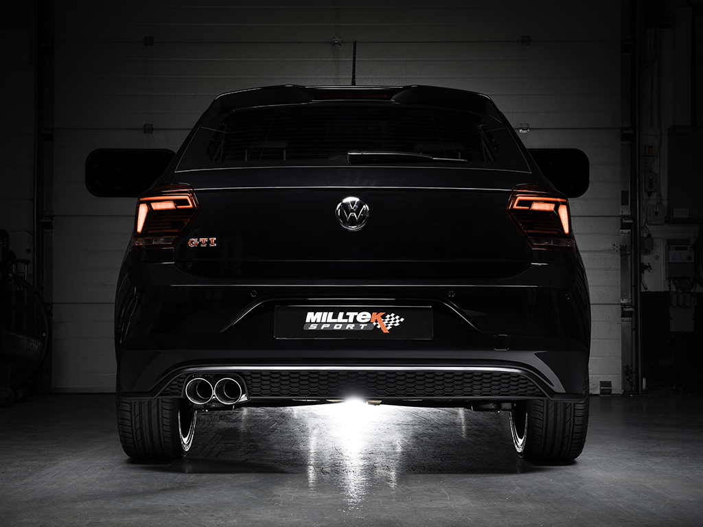 Milltek Sport Announces Exhaust Systems For Latest Polo Gti