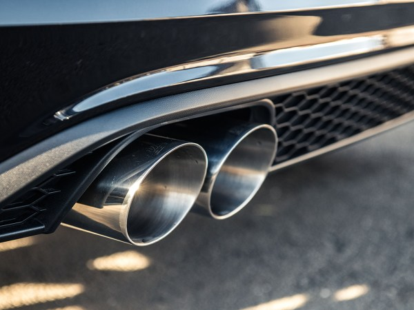 2019 Volkswagen Polo GTI with Milltek Sport exhaust system