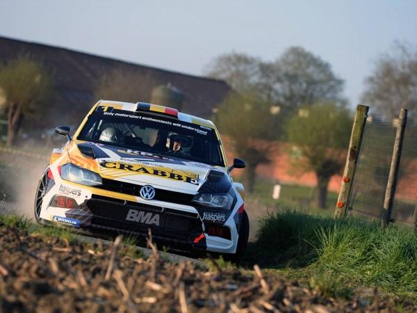2019 Volkswagen Polo GTI: TAC Rally, Princen/Eelbode