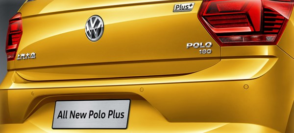 2019 SAIC Volkswagen Polo Plus