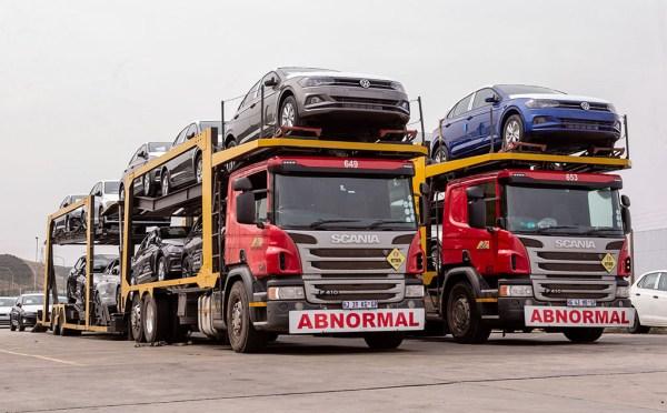 Volkswagen Uitenhage factory celebrates production record