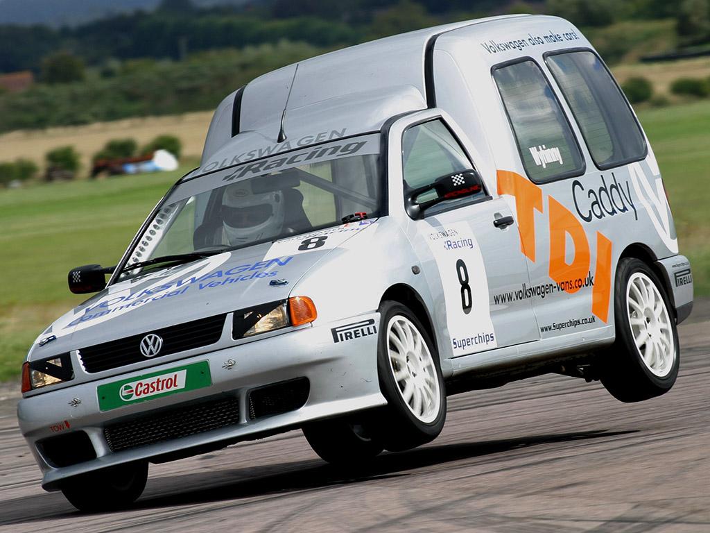 2004 Volkswagen Racing Caddy TDI