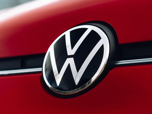 MY21 Volkswagen roundel