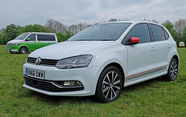 2016 Volkswagen Polo Beats (UK)