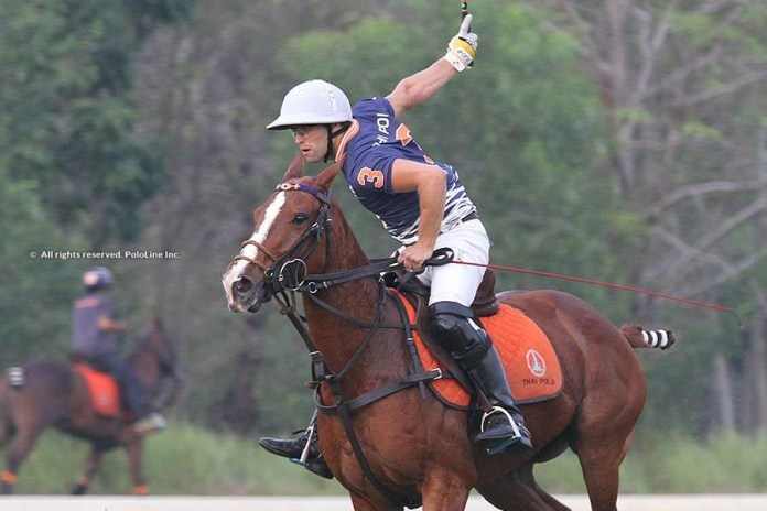 Thai Polo vs AXUS