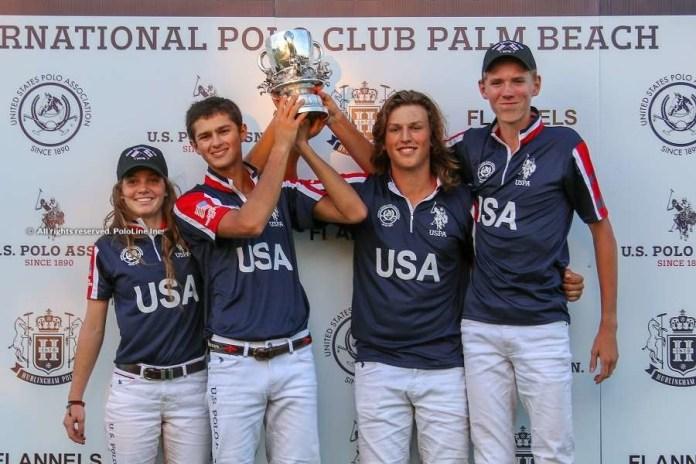 Junior Westchester Cup: USA vs England