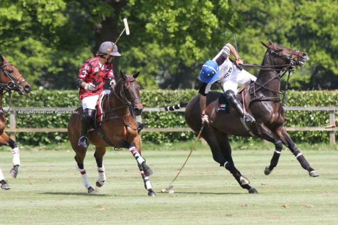 Prince of Wales: Emlor vs UAE Polo