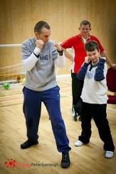 walki bokserskie w UK