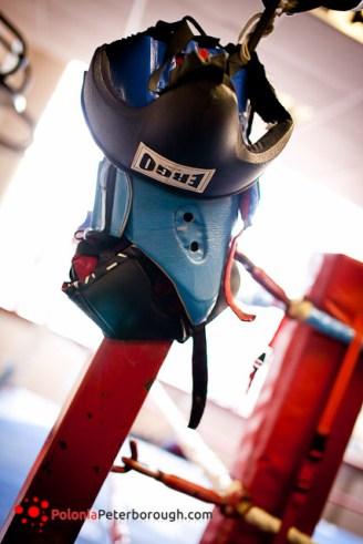 klub bokserskie w Peterborough