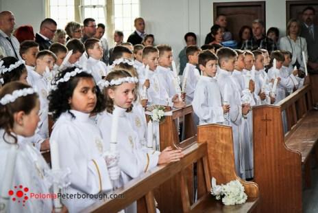 dzieci w Peterborough