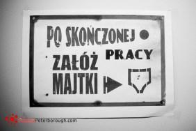 Polish part in Cambridge