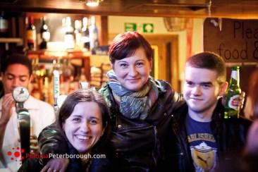 dobra impreza w Peterborough