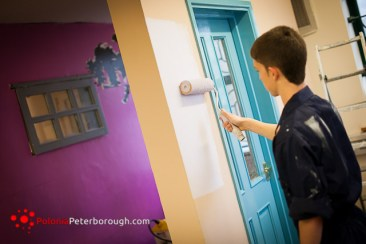 gdzie sie uczyć angielskiego w Peterborough