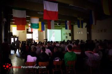 Euro 2012 w Polskim Klubie
