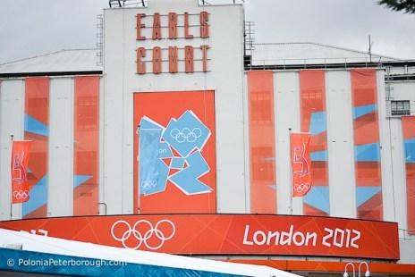 Polacy na olimpiadzie w Londynie