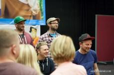 foto relacja kabaret w UK