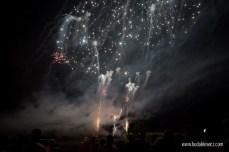 impreza w Peterborough sztuczne ognie