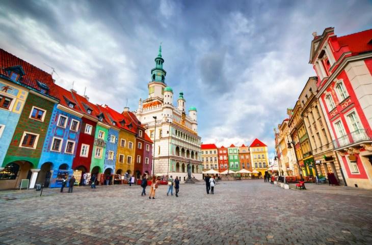 Poznań, uno de los cinco mejores destinos de Europa