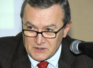 Prof. Gliński, fot. T. Gutry
