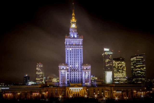 Polonya'da dil kursu