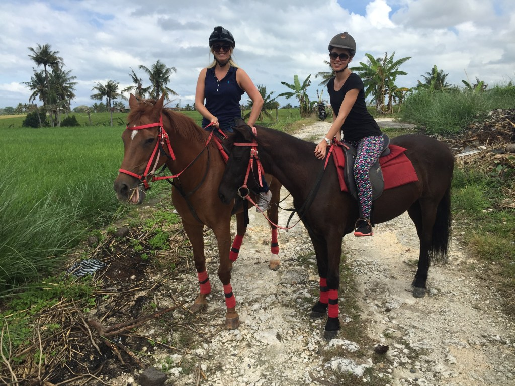 PoloPeoplePlaces Horseback Riding in Bali