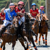 Sutter-Buttes-Polo-Clubs-Elise-Pardue-and-Maryland-Polo-Clubs-Sierra-Blevins-ride-off-during-the-GNIS-Semifinals.-©Larry-Johnson