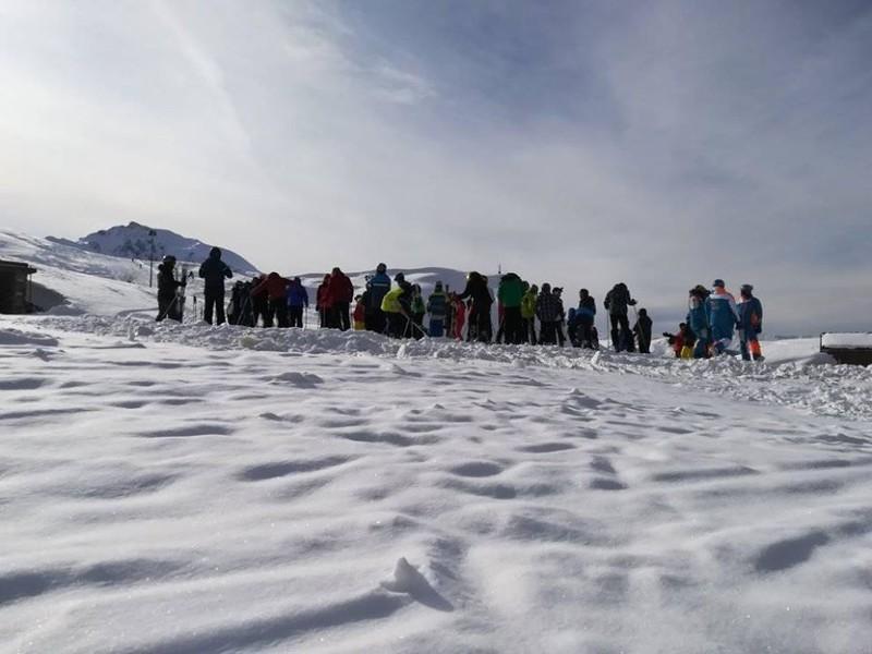 In 120 a Prato Nevoso con il Polo Tecnologico Imperiese per i 10 anni del Progetto Neve