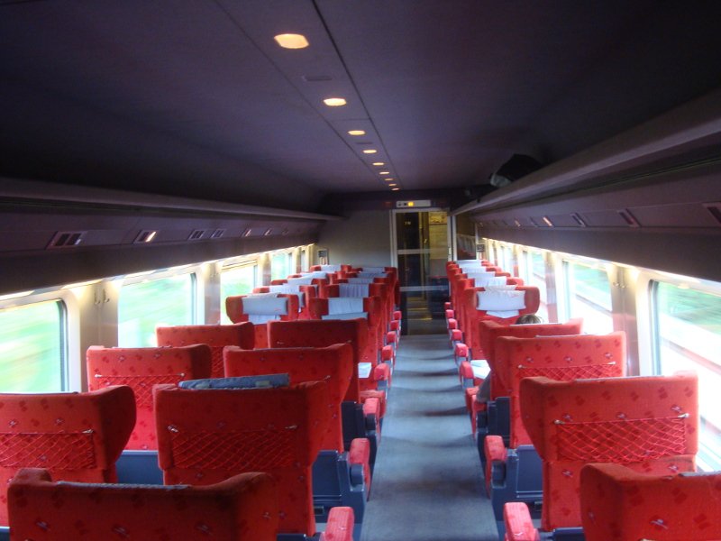 BENELUX and more  Thalys tickets  Polrail Service