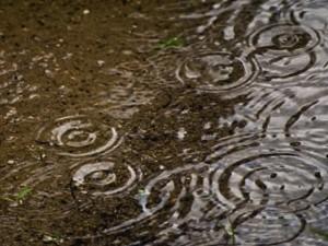 deszcz w Toronto