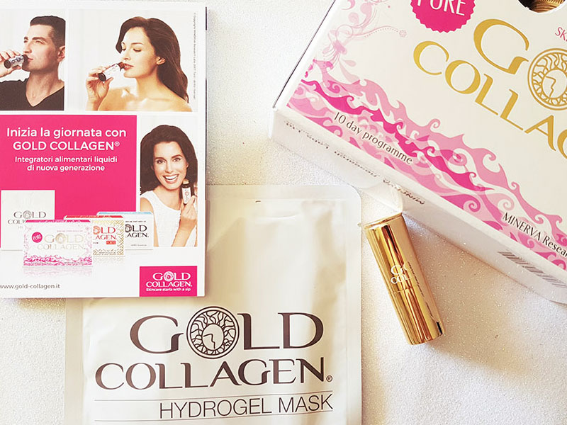 Gold Collagen Pure integratore
