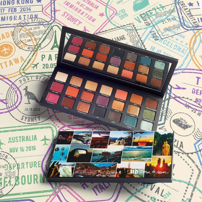 Palette Born To Run UD