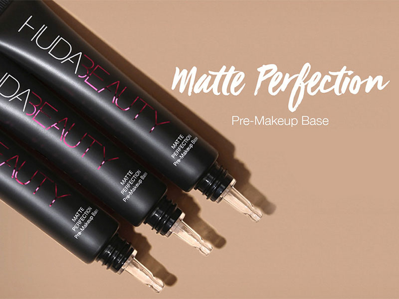 Huda Beauty Matte Perfection Pre-Makeup Base