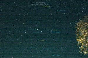 El cometa Lulín