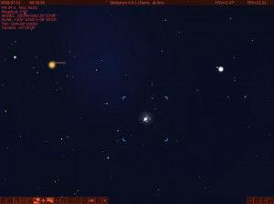 Antares, M4 y Al Niyat