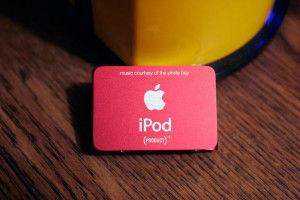 iPod Shuffle Pirate Bay