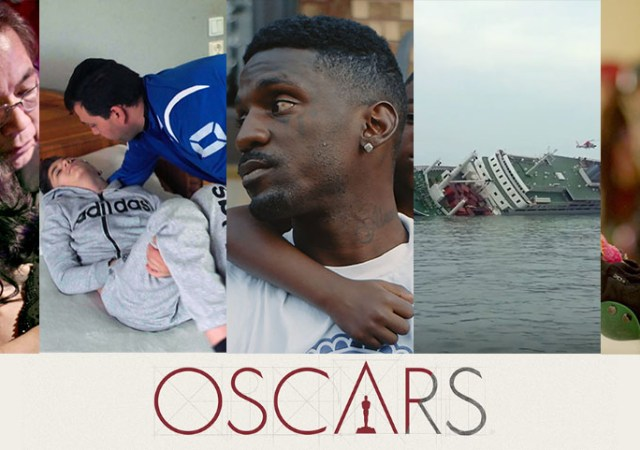 Oscar-corto-documental