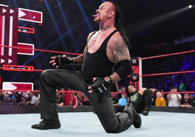 The Undertaker - Bandas favoritas
