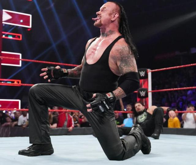 The Undertaker - Bandas favoritas