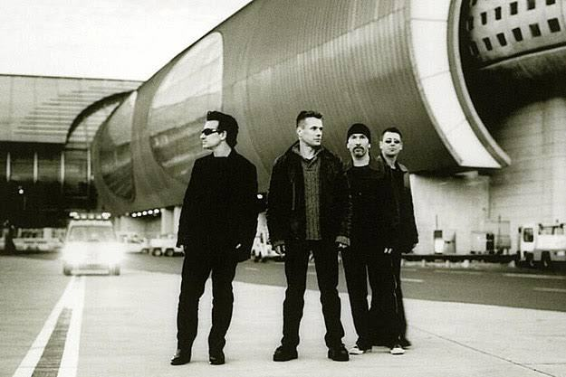All That You Can't Leave Behind u2