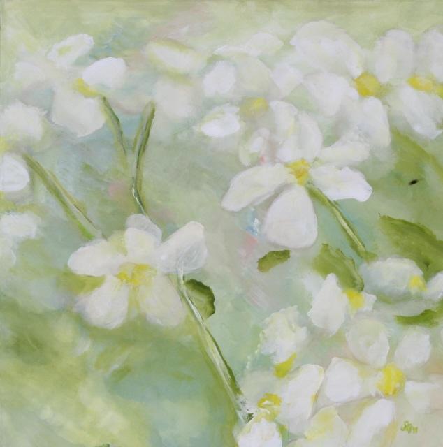 Blumenbilder  polyacryl  Originalbilder