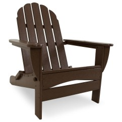 Polywood Adirondack Chairs Rocking Chair Cracker Barrel Classic Oversized Curveback